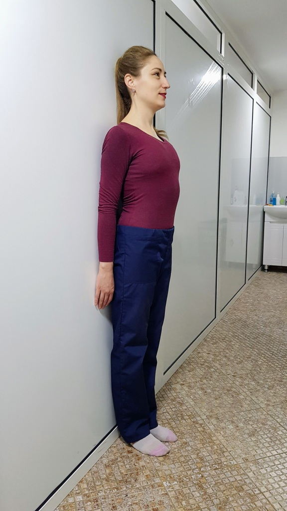 Posture of the body